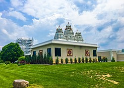 List of Hindu temples in the United States - Wikipedia