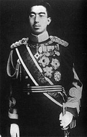 Image result for Emperor Hirohito