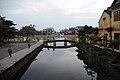 Hoàng hôn trên sông Hoài - panoramio.jpg