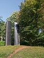 Hoch Elten, sculptuur der Stein Tor van Christoph Wilmsen-Wiegmann foto6 2017-09-27 15.32.jpg