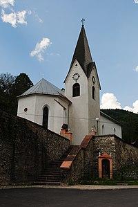 Hodruša - kostol sv. Mikuláša.JPG