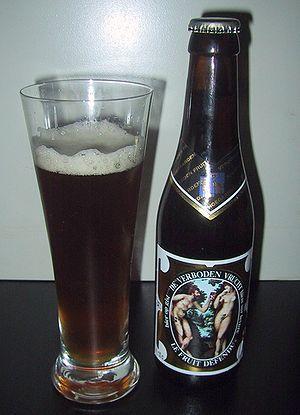Hoegaarden Brewery - Forbidden fruit