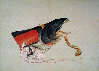 Rat and salmon