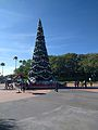 Hollywood Studios Front Entrance for the Holidays (30824767814).jpg