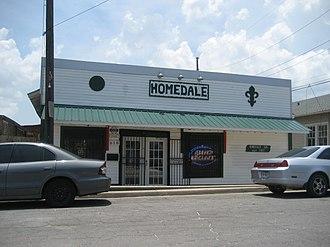 Navarre, New Orleans - The Homedale Inn