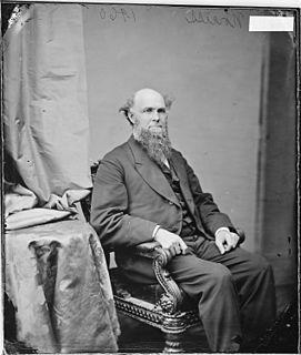 Benjamin White Norris American politician