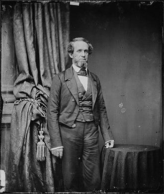 George Washington Jones (Tennessee politician) - Image: Hon. Jones NARA 528402