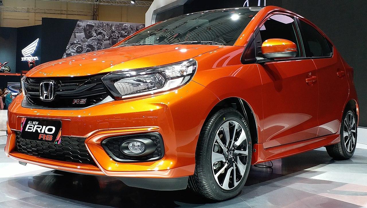 File:Honda Brio RS - Gaikindo Indonesia International Auto ...