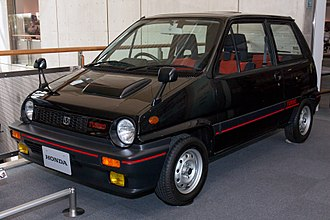 Honda City (AA) - Honda City Turbo (original version)