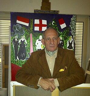 Horacio Cordero (painter) Argentine painter and sculptor
