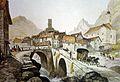 Hospental Gotthardpost 1843.jpg