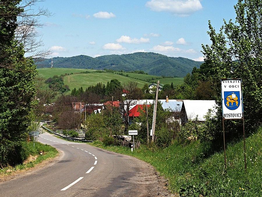 Hostovice, Snina District