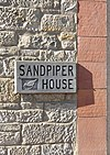 House-name sign, Main Street Aberlady. - geograph.org.uk - 1753443.jpg