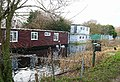 Houseboats on the Chichester Canal - geograph.org.uk - 93903.jpg