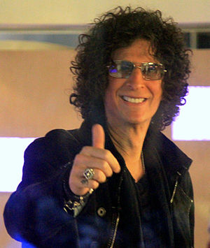 Howard Stern - Stern in May 2012
