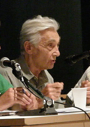 Howard Zinn at B-Fest 2009.jpg
