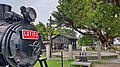 Hualien Railway Culture Park, locomotive of the east coast line (LDT103), Hualien City, Hualien County (Taiwan).jpg