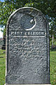 Hultz (Mary Calhoon), St. Clair Cemetery, 2015-10-05, 01.jpg
