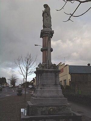 Jean Joseph Amable Humbert - Image: Humbert Monument Ballina