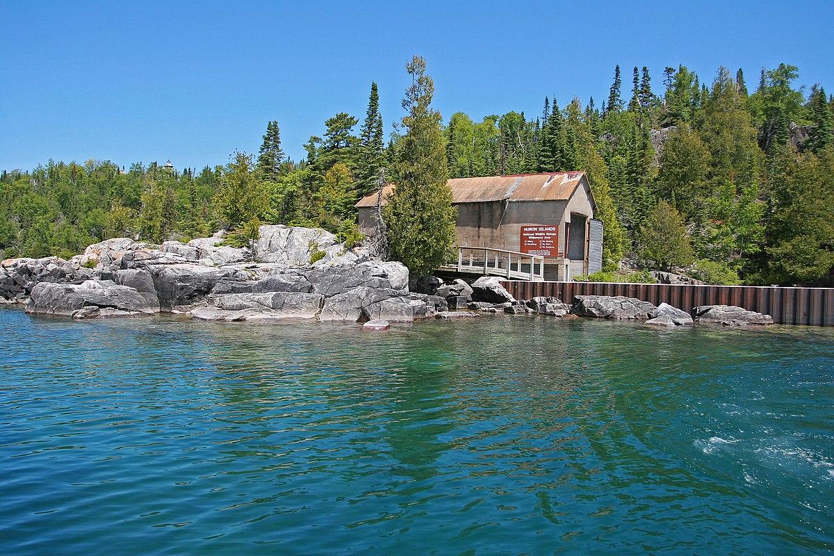 Huron Islands Wikipedia
