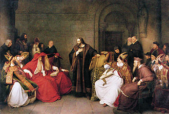 Jan Hus - Jan Hus at the Council of Constance