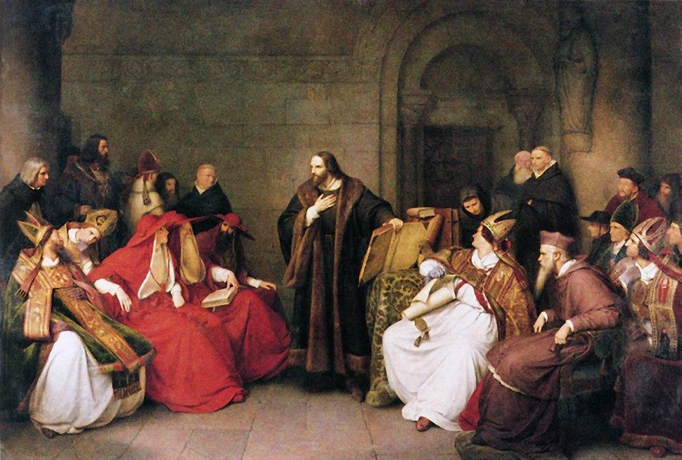 Hus (Lessing 1842)