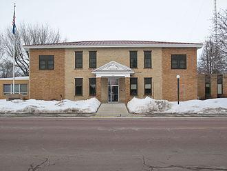 Hutchinson County, South Dakota - Image: Hutchinson County Courthouse
