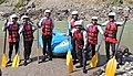 "IAF water river rafting team ""IAF AQUA SCULLERS"" during their water river rafting expedition from Gangotri to Gangasagar.jpg"