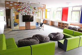 International School of Düsseldorf - ISD Elementary Classroom