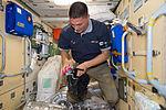 ISS-44 Kjell Lindgren emergency training in the Rassvet module (1).jpg