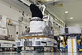 ISS-RapidScat in the Space Station Processing Facility (KSC-2014-2979).jpg