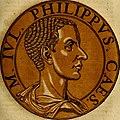 Icones imperatorvm romanorvm, ex priscis numismatibus ad viuum delineatae, and breui narratione historicâ (1645) (14746669595).jpg