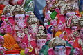 Idols kept in the market for sale.JPG