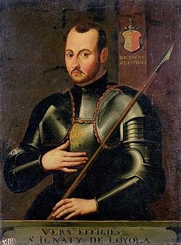 Ignatius of Loyola (militant)