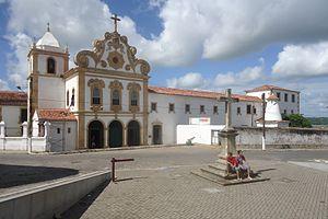 Penedo - Church of Santa Maria dos Anjos and the Convent of São Francisco