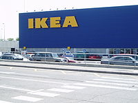 dresden detonation in der ikea filiale wikinews die. Black Bedroom Furniture Sets. Home Design Ideas