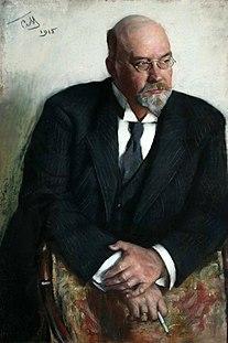 Ilya Ostroukhov Russian artist