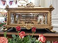 Imperia Porto Maurizio, basilique de Saint-Maurice. Reliques de saint Maurice.jpg