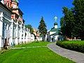 In God we trust ^ Новодевичий монастырь. Moscow, Russia. - panoramio - Oleg Yu.Novikov (8).jpg