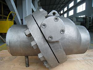 Check valve - Tilting disc inconel check valve