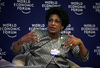 Indira Samarasekera - Indira V. Samarasekera at the World Economic Forum, Annual Meeting of the New Champions, 2009.