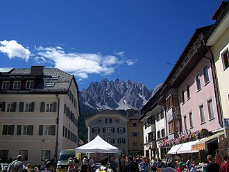 Puster Valley - Image: Innichen