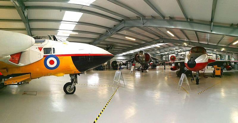 File:Inside the Gatwick Aviation Museum.jpg