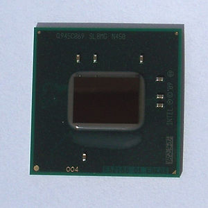 Bonnell (microarchitecture) - New Intel Atom N450 SLBMG 1.66GHz 512kB L2 BGA559