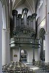 interieur, aanzicht orgel, orgelnummer 330 - deurne - 20349261 - rce