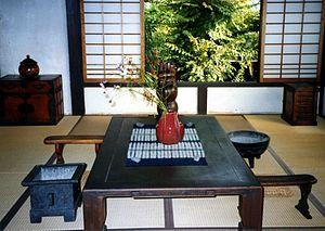 Shibui - Shibui interior of Kawai Kanjirō's Kyoto house