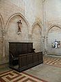 Interior of Abbaye de Saint-Jean-aux-Bois banc 1.JPG