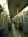 Interior of Tyne and Wear Metro train at St James.jpg
