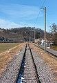 International Rhine Regulation Railway near Lustenau in Vorarlberg, Austria-VD NW v PNr°0851.jpg