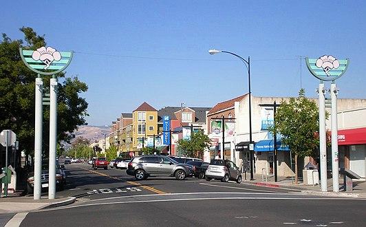 Japantown, San Jose, California
